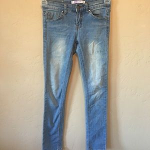 Vigoss Girls Skinny Jeans Size 10.